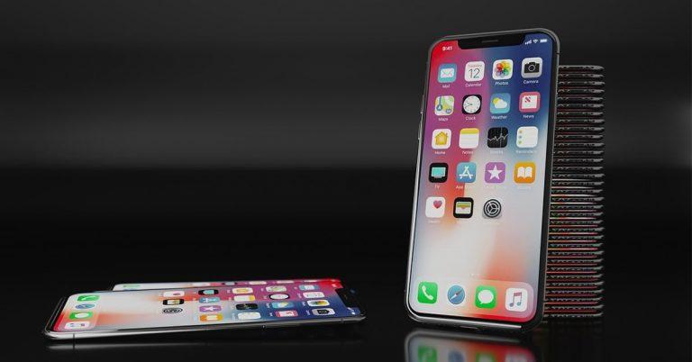 Appareil smartphone apple